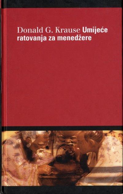 UMIJEĆE RATOVANJA ZA MENADŽERE - Naruči svoju knjigu