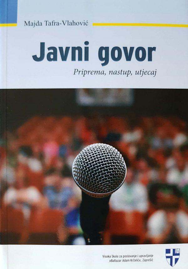 JAVNI GOVOR - Naruči svoju knjigu