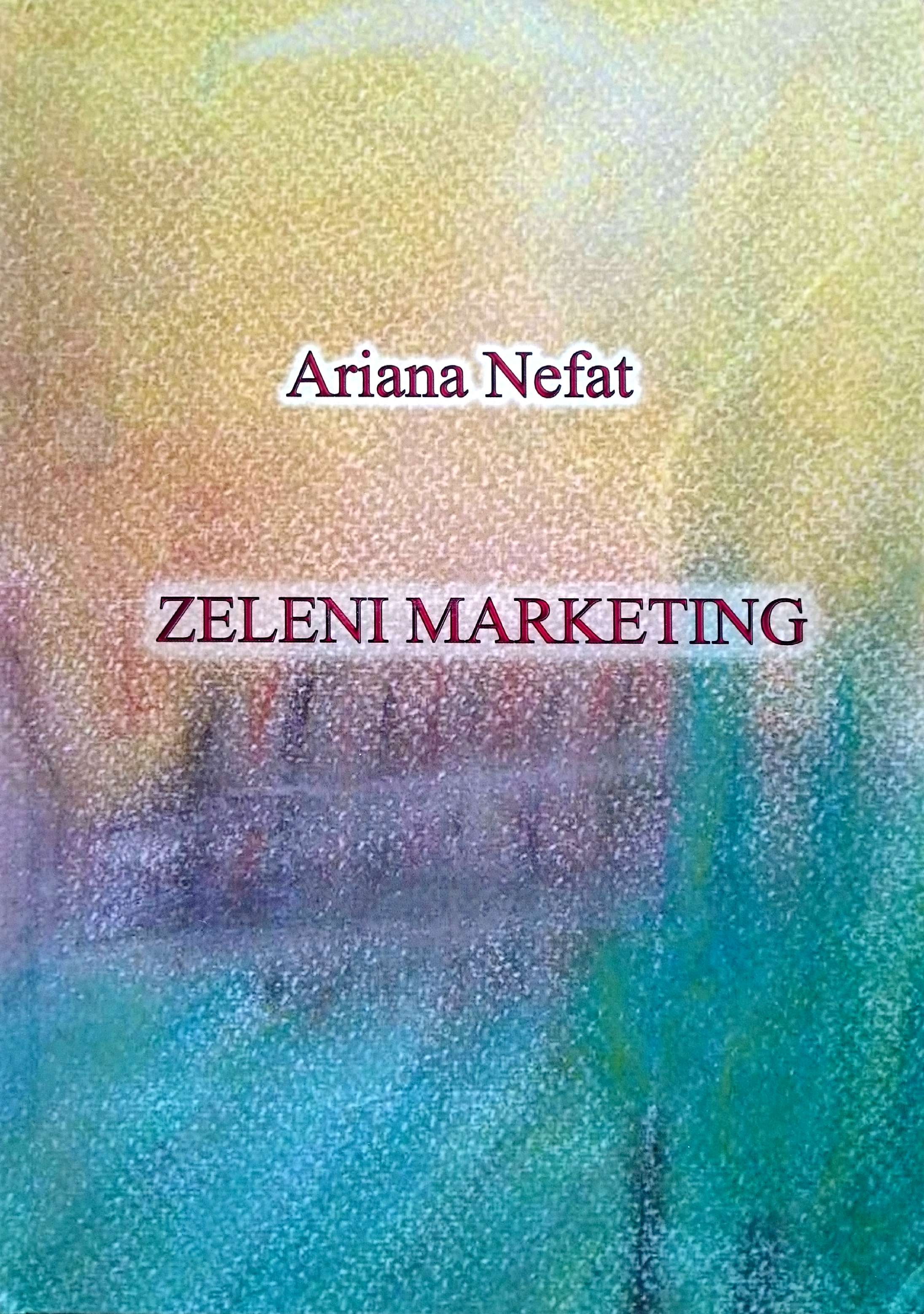 ZELENI MARKETING - Naruči svoju knjigu