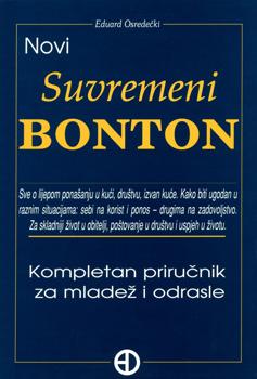 NOVI SUVREMENI BONTON - Naruči svoju knjigu