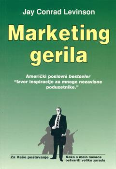MARKETING GERILA - Naruči svoju knjigu