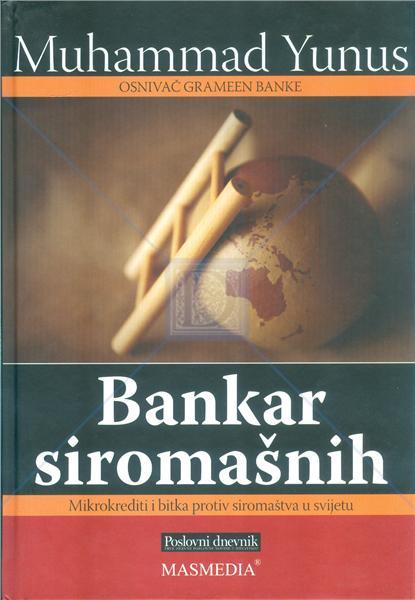 BANKAR SIROMAŠNIH - Naruči svoju knjigu