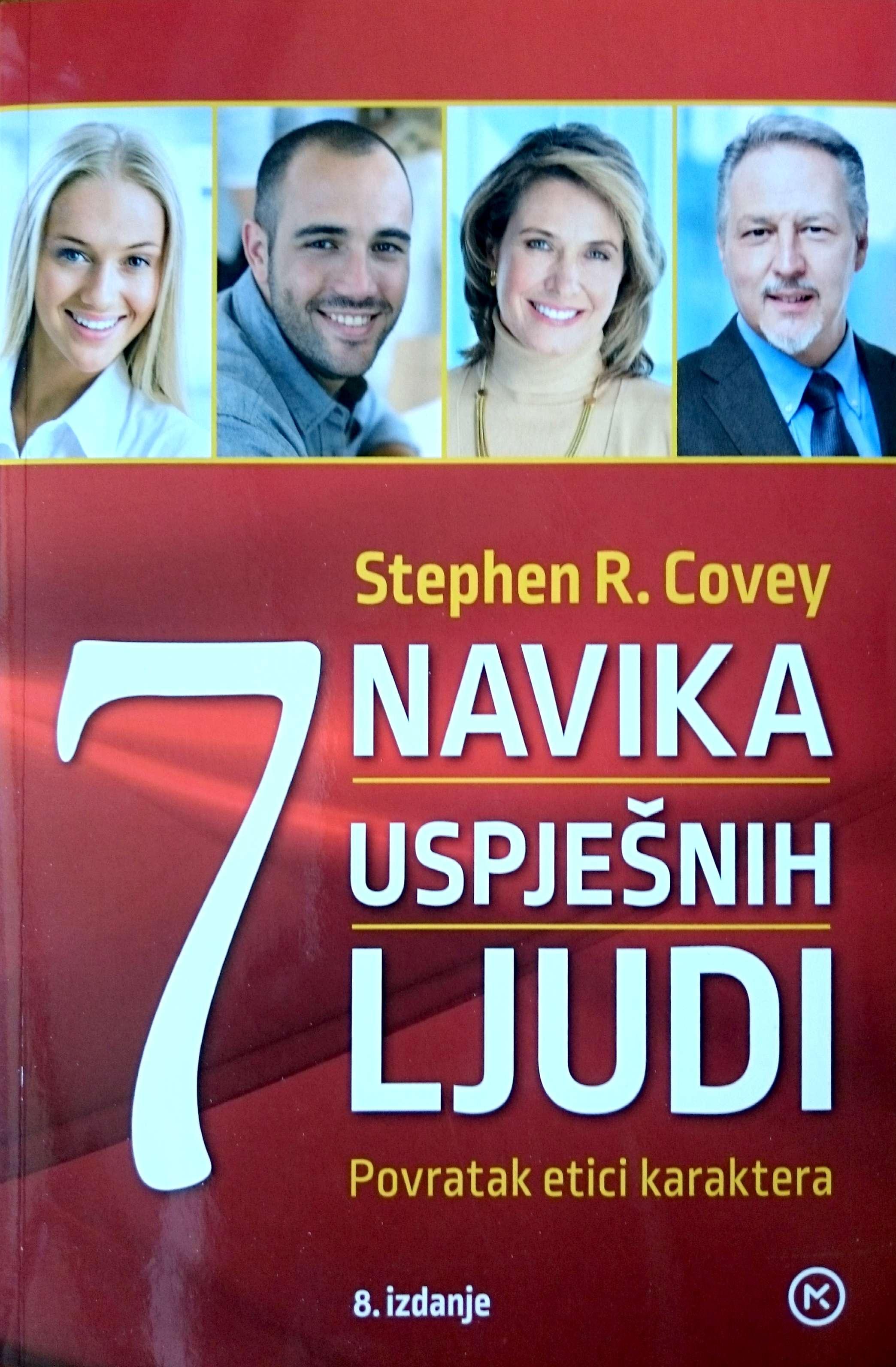 7 NAVIKA USPJEŠNIH LJUDI - Naruči svoju knjigu