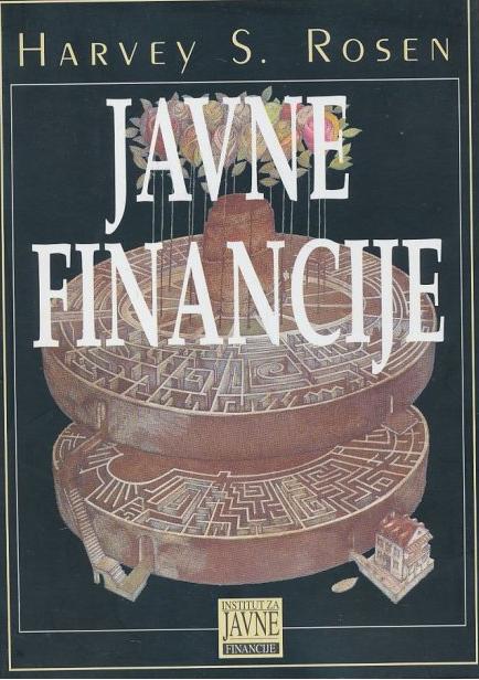 JAVNE FINANCIJE - Naruči svoju knjigu