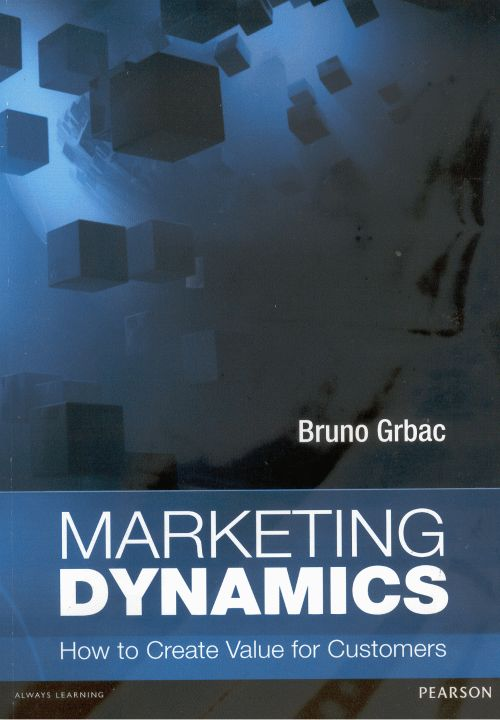 MARKETING DYNAMICS - Naruči svoju knjigu