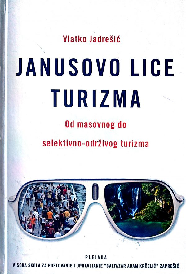 JANUSOVO LICE TURIZMA - Naruči svoju knjigu