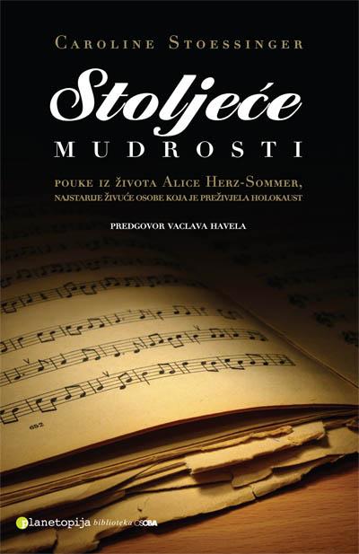 STOLJEĆE MUDROSTI - Naruči svoju knjigu