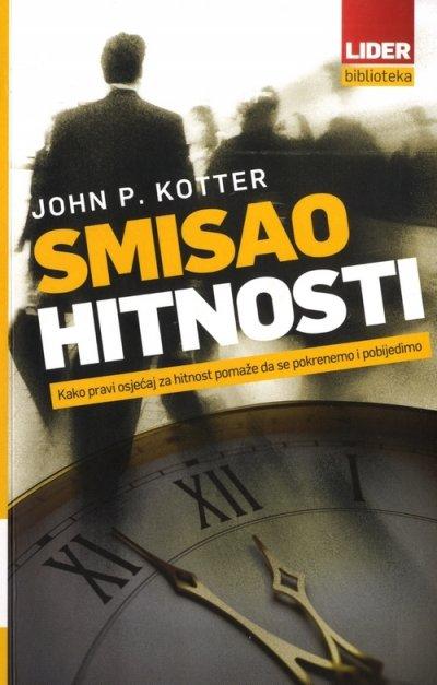SMISAO HITNOSTI - Naruči svoju knjigu