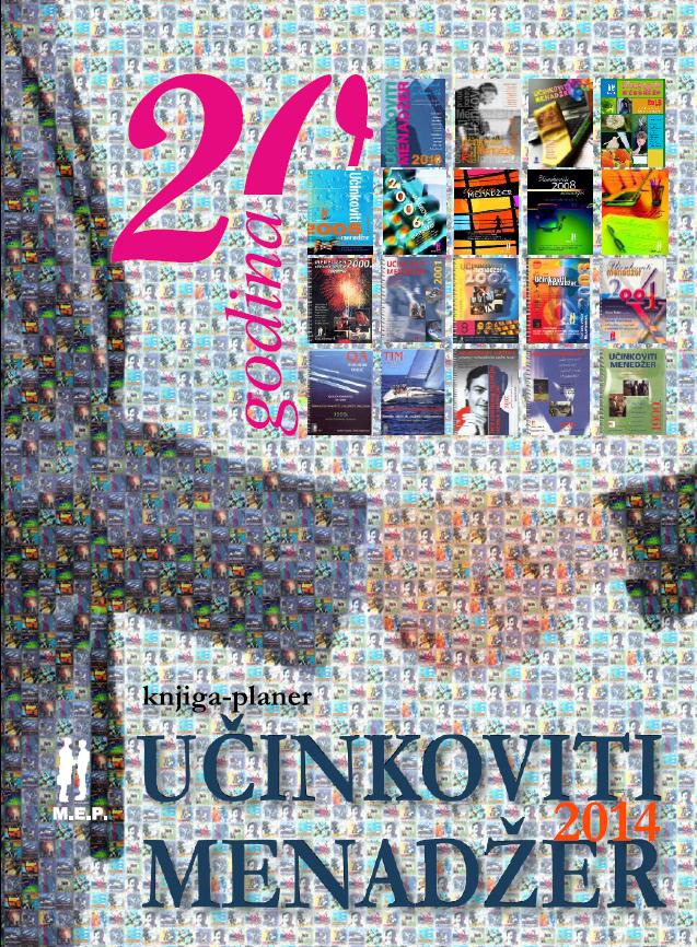 UČINKOVITI MENADŽER 2014 - Naruči svoju knjigu