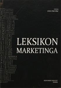 LEKSIKON MARKETINGA - Naruči svoju knjigu