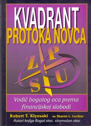 KVADRANT PROTOKA NOVCA - Naruči svoju knjigu
