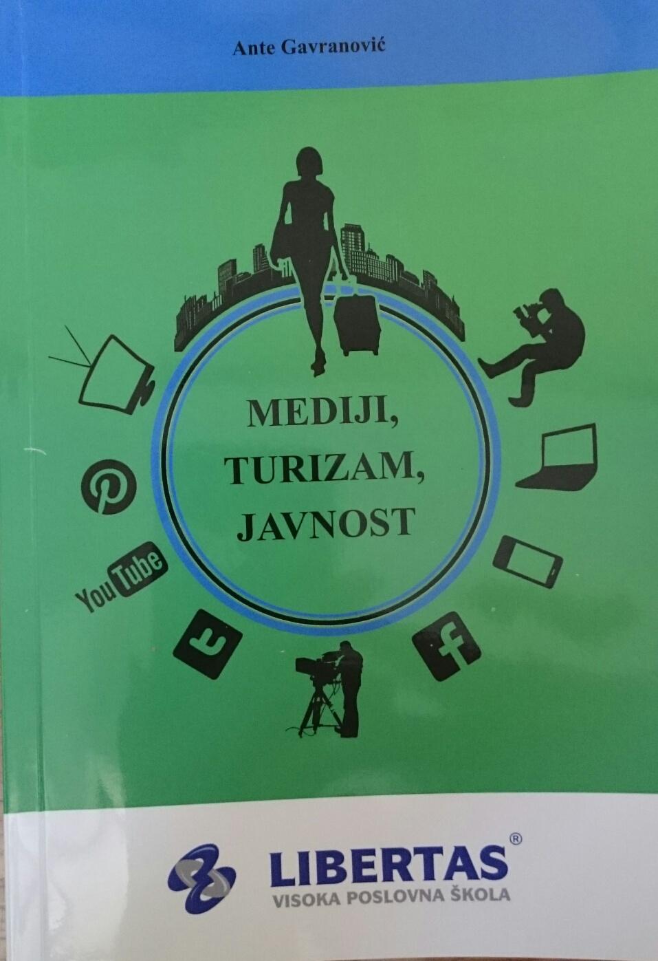 MEDIJI, TURIZAM, JAVNOST - Naruči svoju knjigu