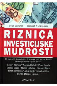 RIZNICA INVESTICIJSKE MUDROSTI - Naruči svoju knjigu