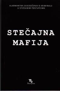 STEČAJNA MAFIJA - Naruči svoju knjigu