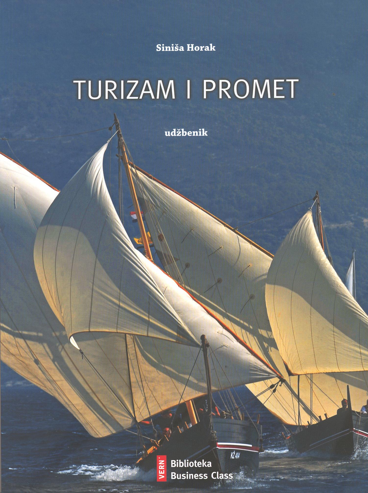 TURIZAM I PROMET - Naruči svoju knjigu