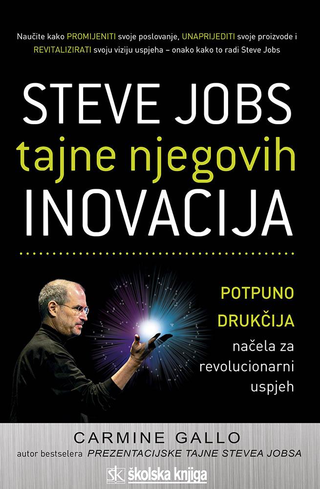 STEVE JOBS - Naruči svoju knjigu
