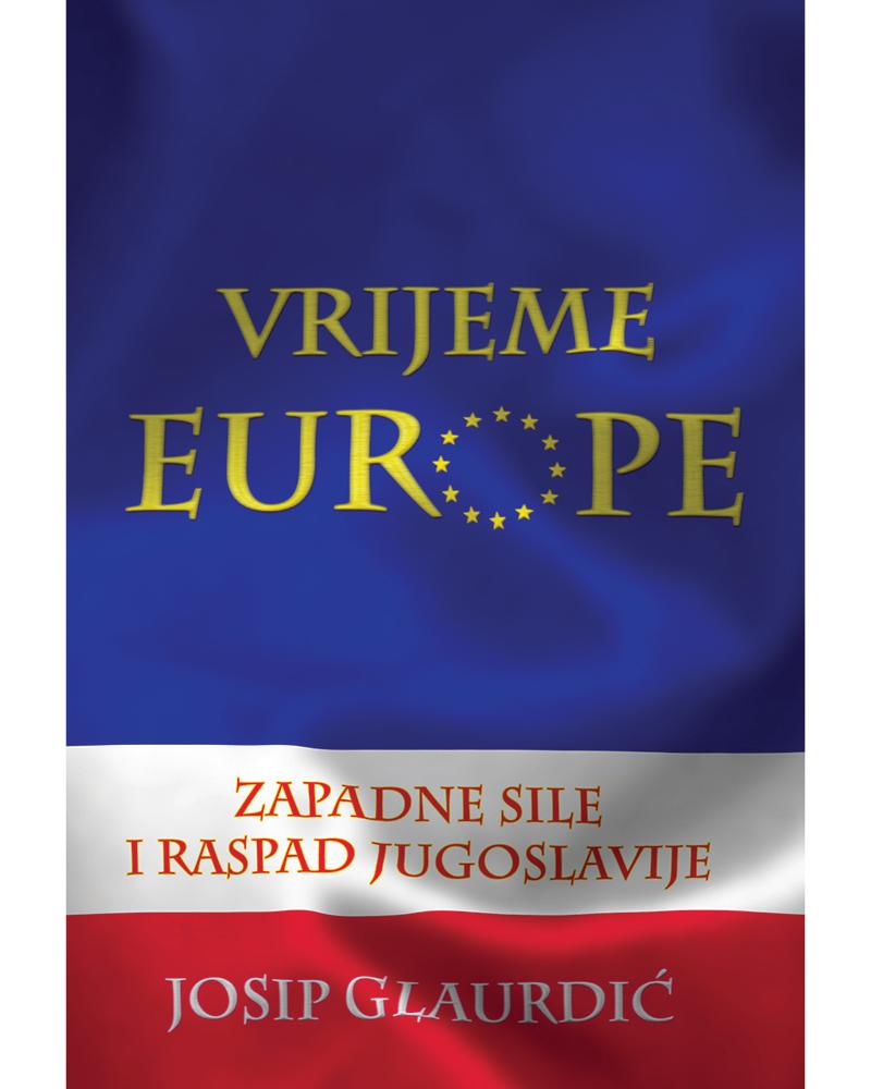 VRIJEME EUROPE - Naruči svoju knjigu