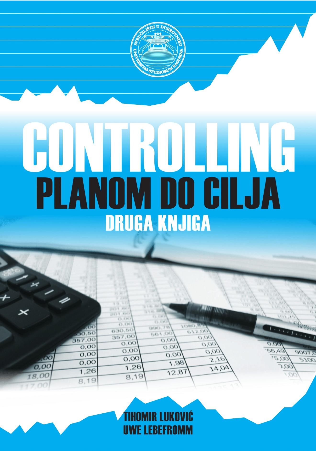 CONTROLLING - Naruči svoju knjigu