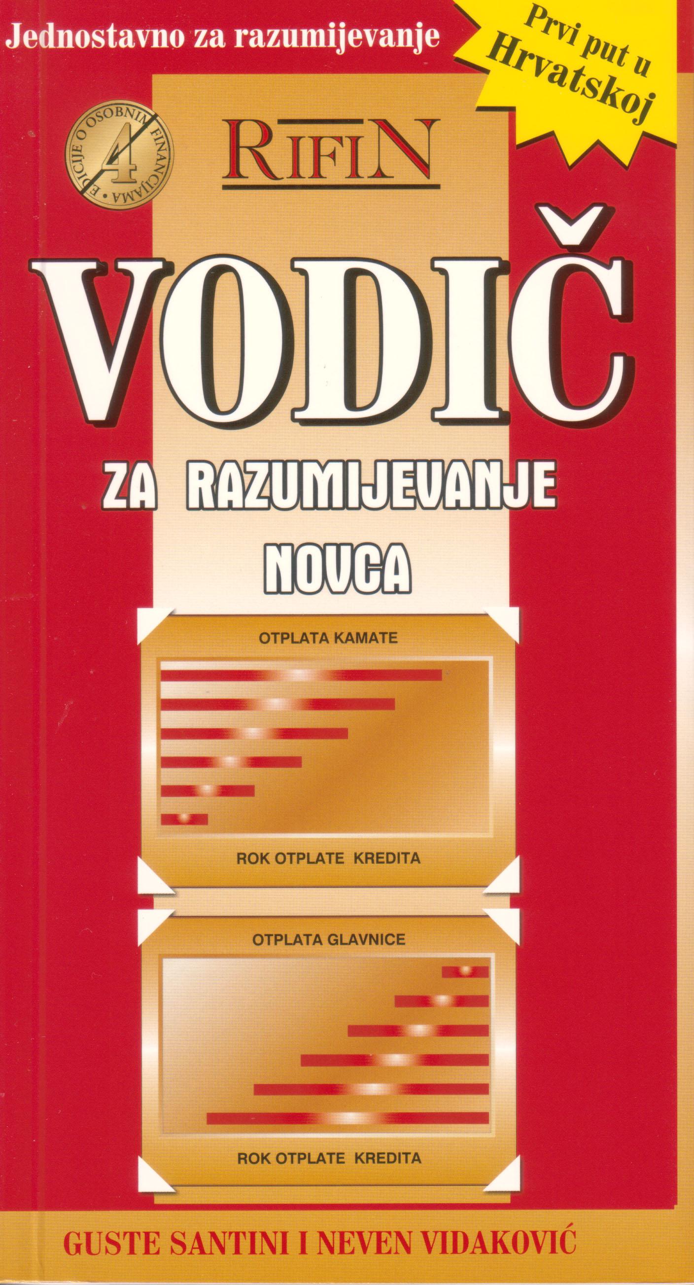 VODIČ ZA RAZUMIJEVANJE NOVCA - Naruči svoju knjigu