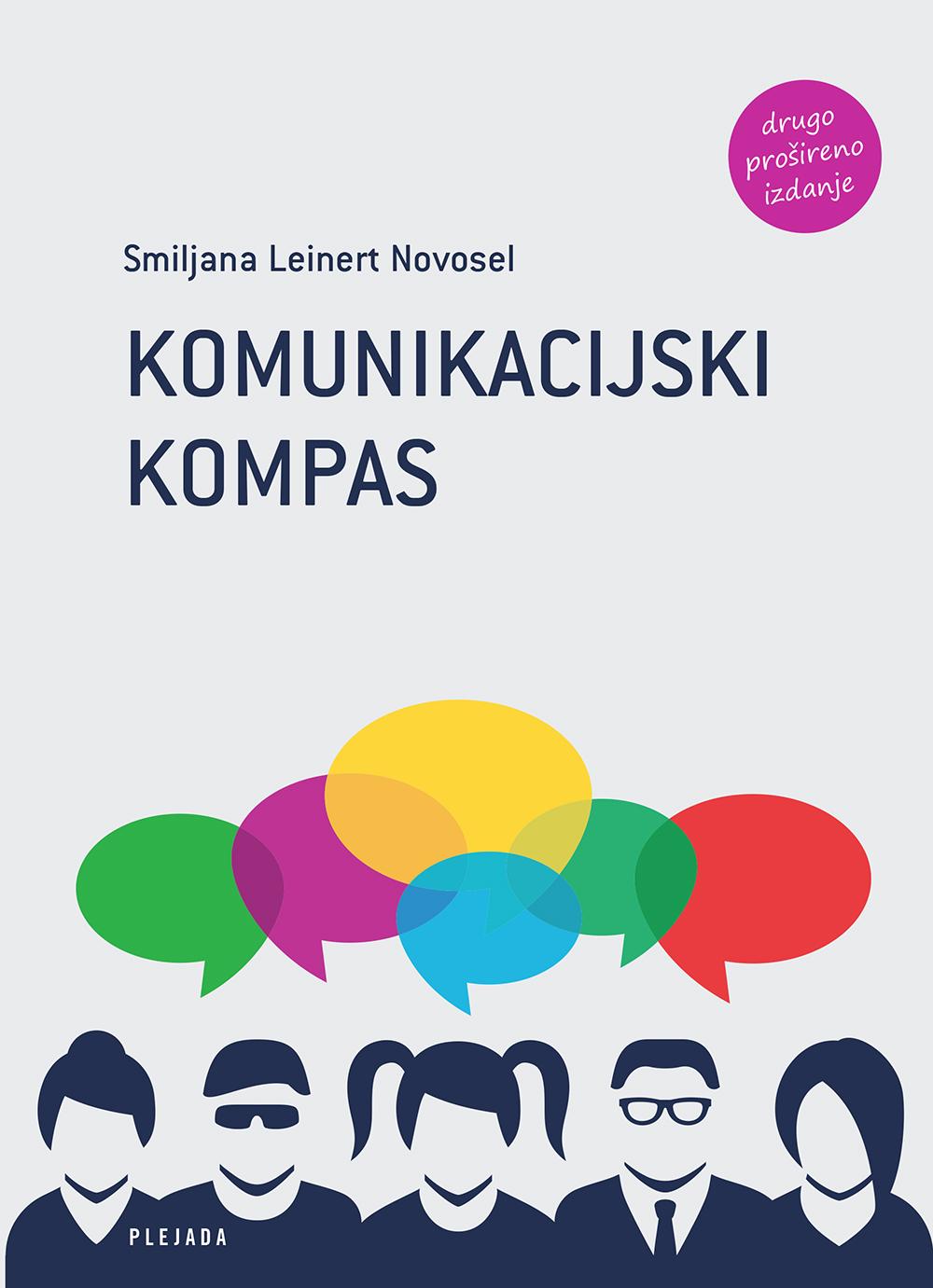 KOMUNIKACIJSKI KOMPAS, 2. prošireno izdanje - Naruči svoju knjigu
