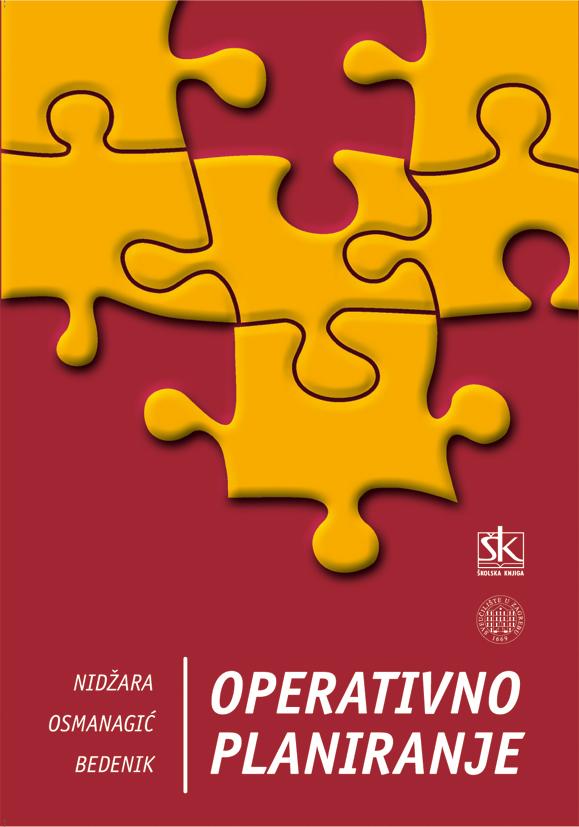 OPERATIVNO PLANIRANJE - Naruči svoju knjigu