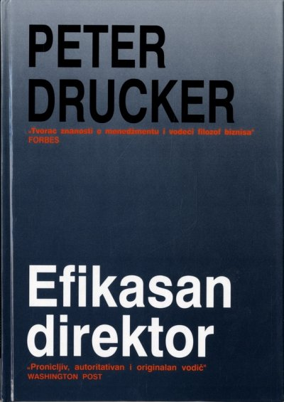 EFIKASAN DIREKTOR - Naruči svoju knjigu