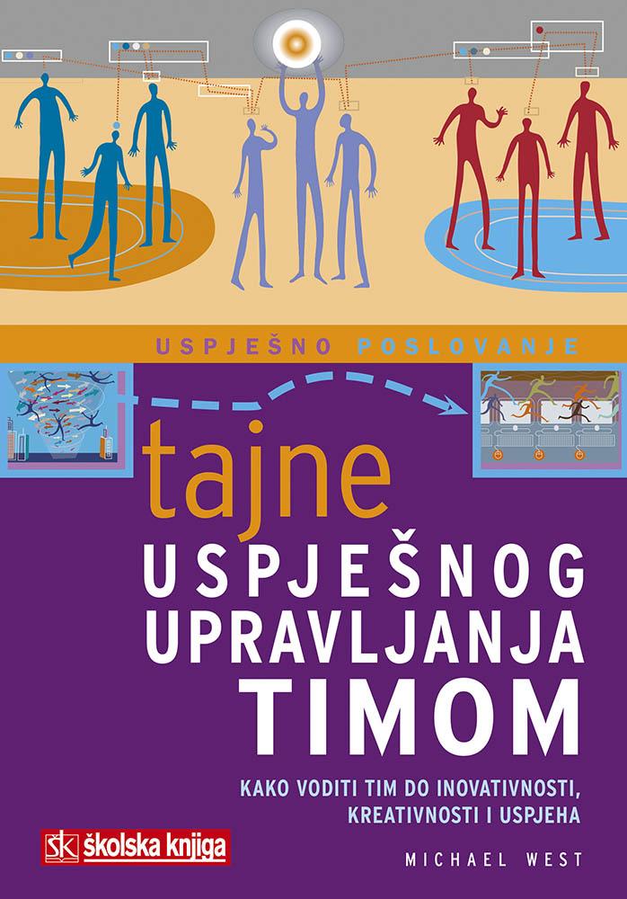 TAJNE USPJEŠNOG UPRAVLJANJA TIMOM - Naruči svoju knjigu