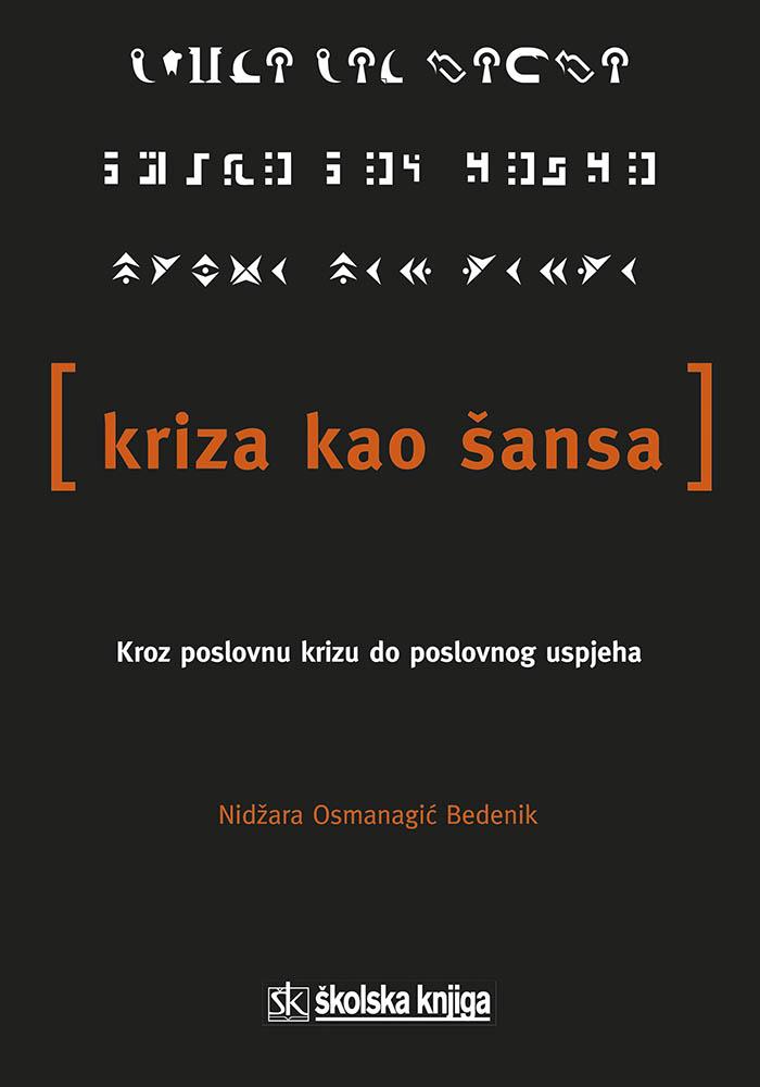 KRIZA KAO ŠANSA - Naruči svoju knjigu