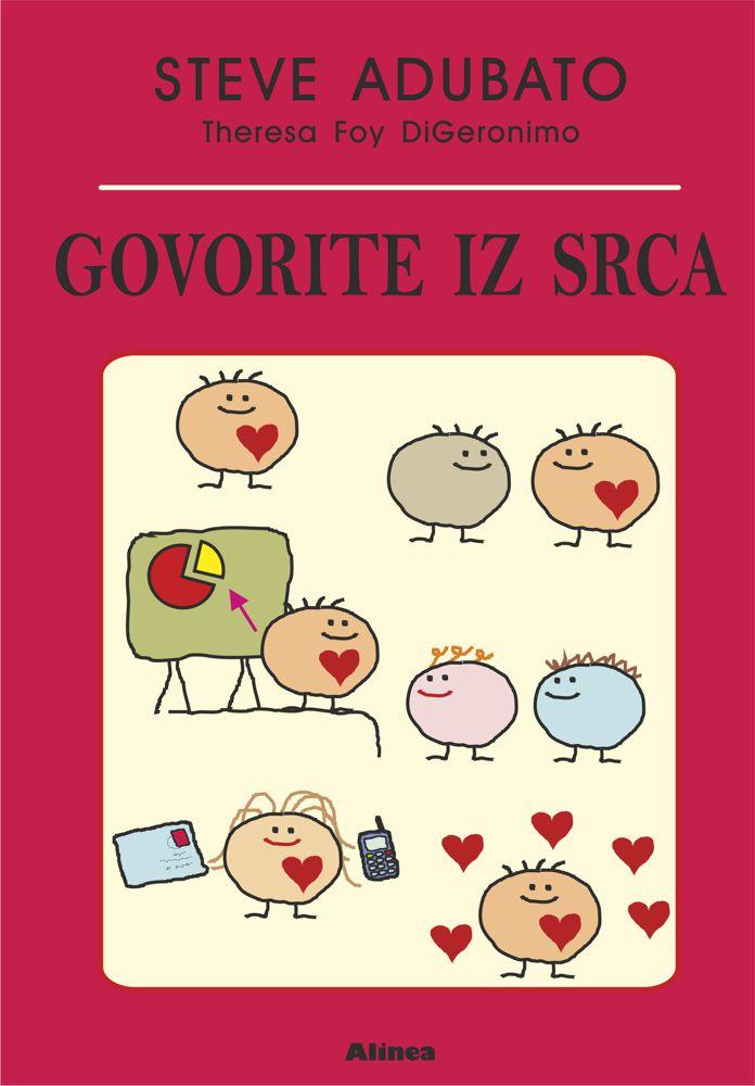 GOVORITE IZ SRCA - Naruči svoju knjigu