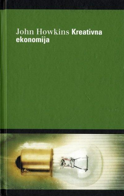KREATIVNA EKONOMIJA - Naruči svoju knjigu