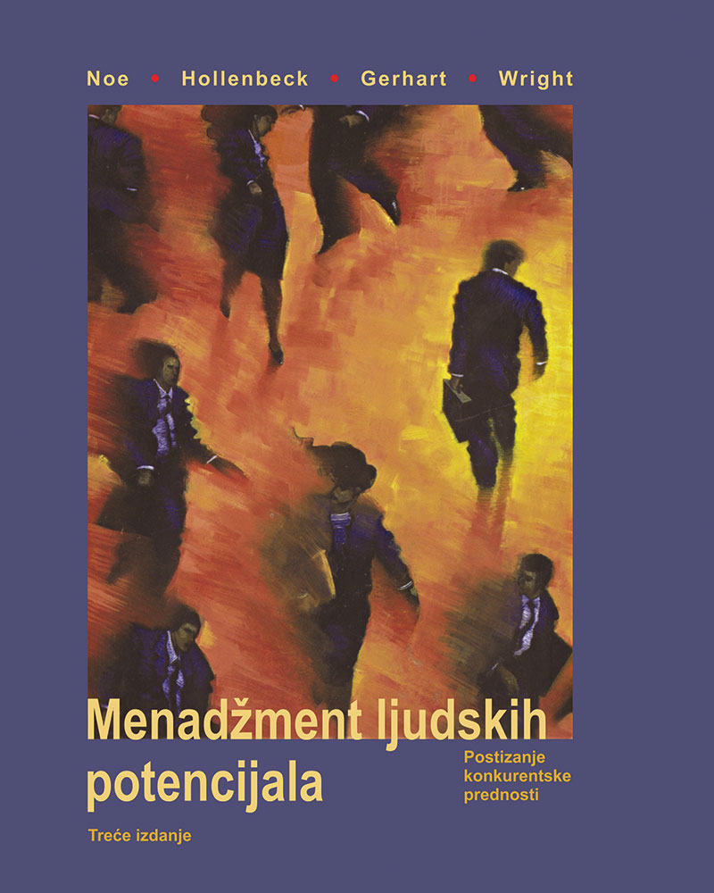MENADŽMENT LJUDSKIH POTENCIJALA, 3.izd. - Naruči svoju knjigu