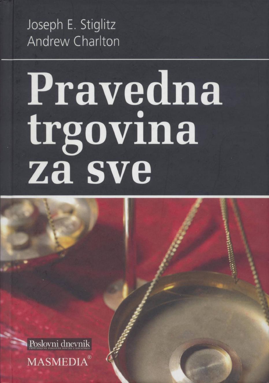 PRAVEDNA TRGOVINA ZA SVE - Naruči svoju knjigu