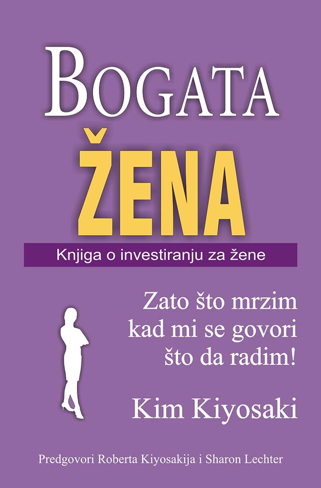 BOGATA ŽENA - Naruči svoju knjigu