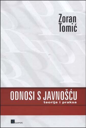 ODNOSI S JAVNOŠĆU - Naruči svoju knjigu