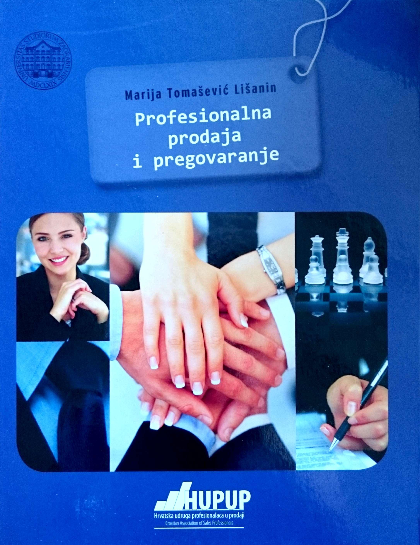 PROFESIONALNA PRODAJA I PREGOVARANJE - Naruči svoju knjigu