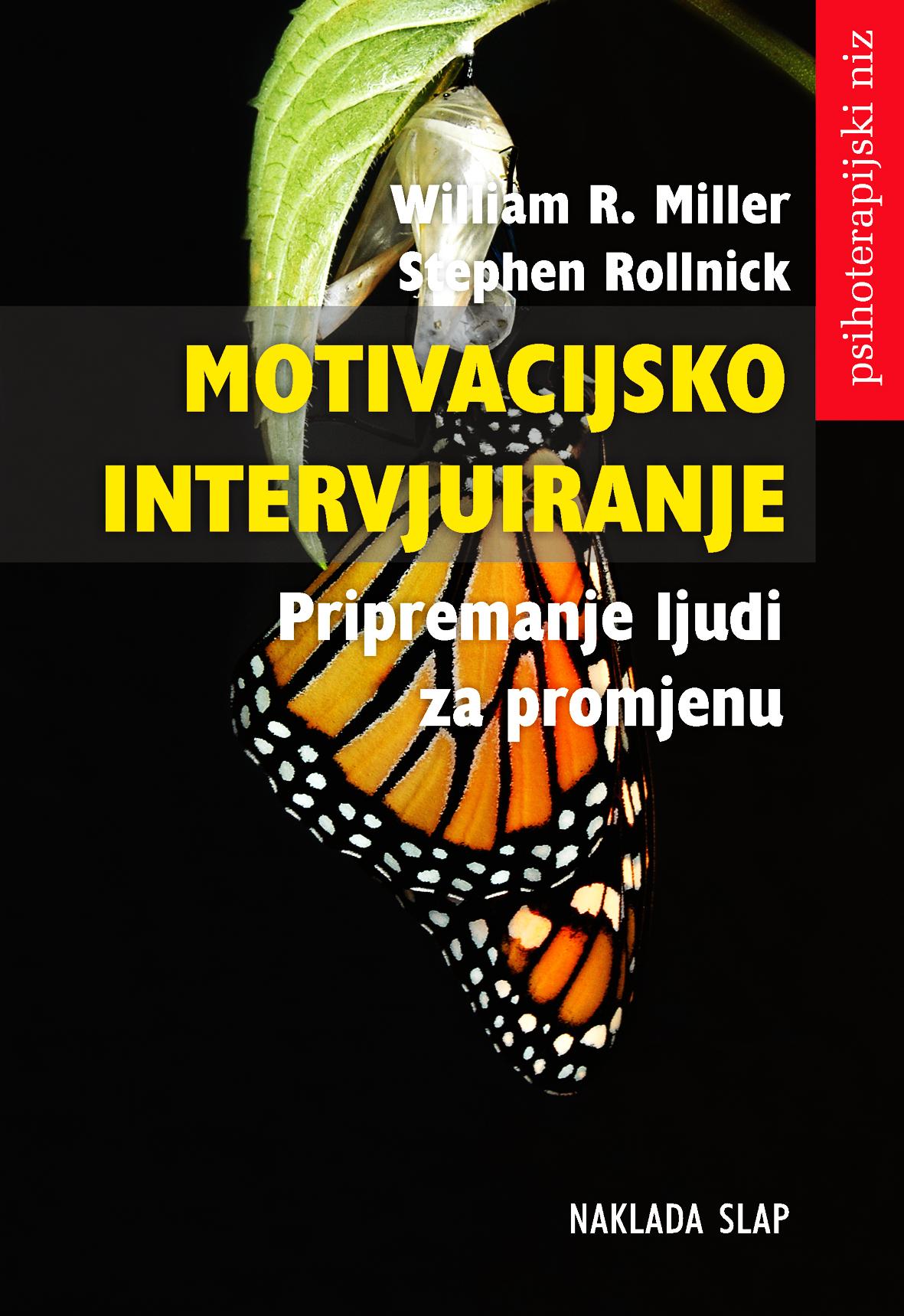 MOTIVACIJSKO INTERVJUIRANJE - Naruči svoju knjigu
