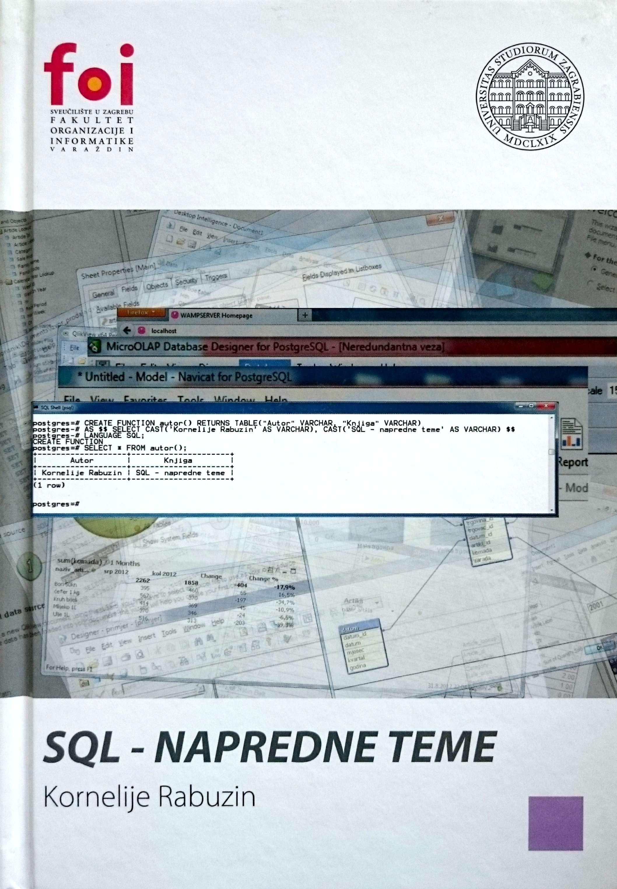 SQL-NAPREDNE TEME - Naruči svoju knjigu