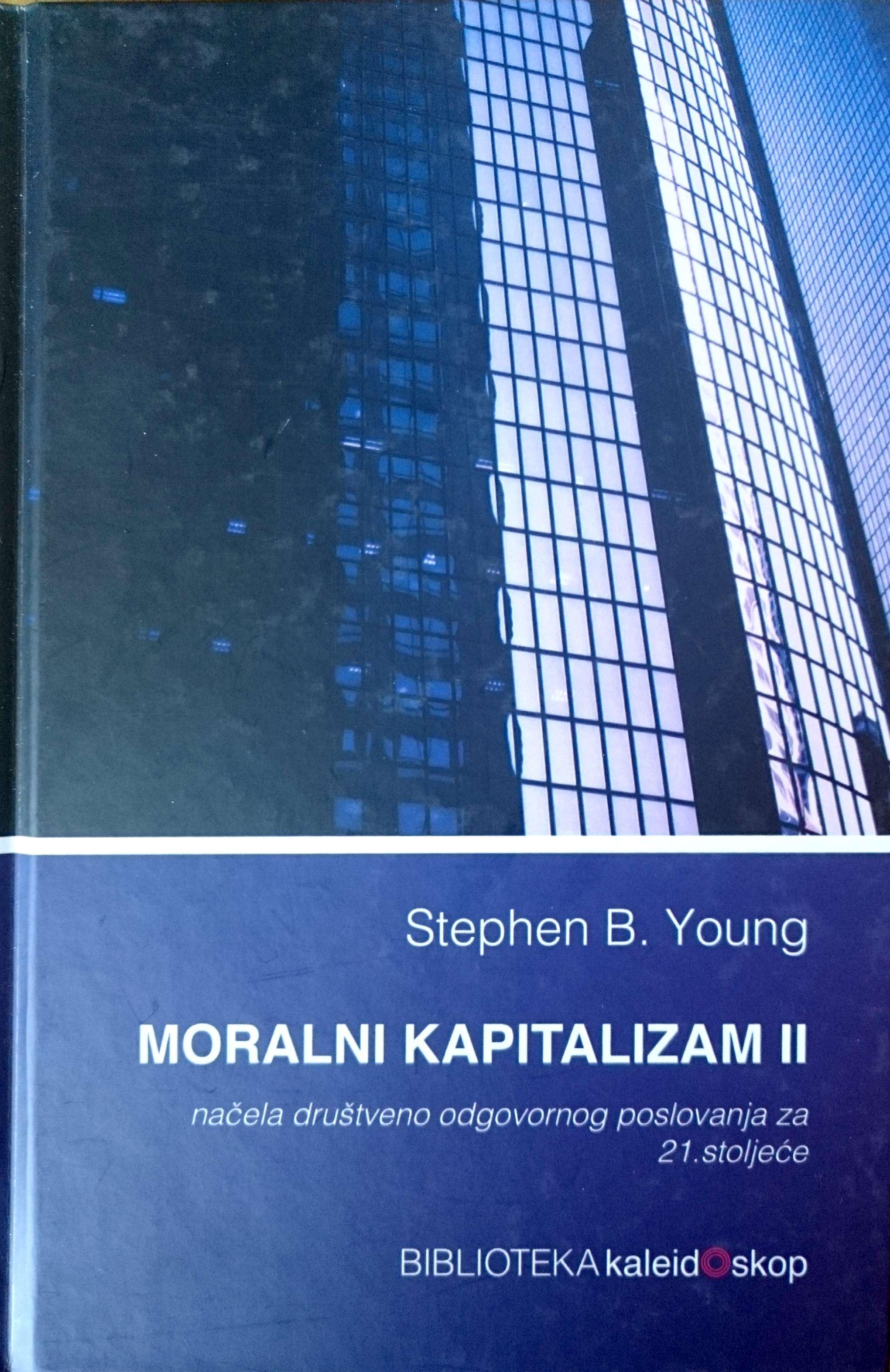 MORALNI KAPITALIZAM II - Naruči svoju knjigu
