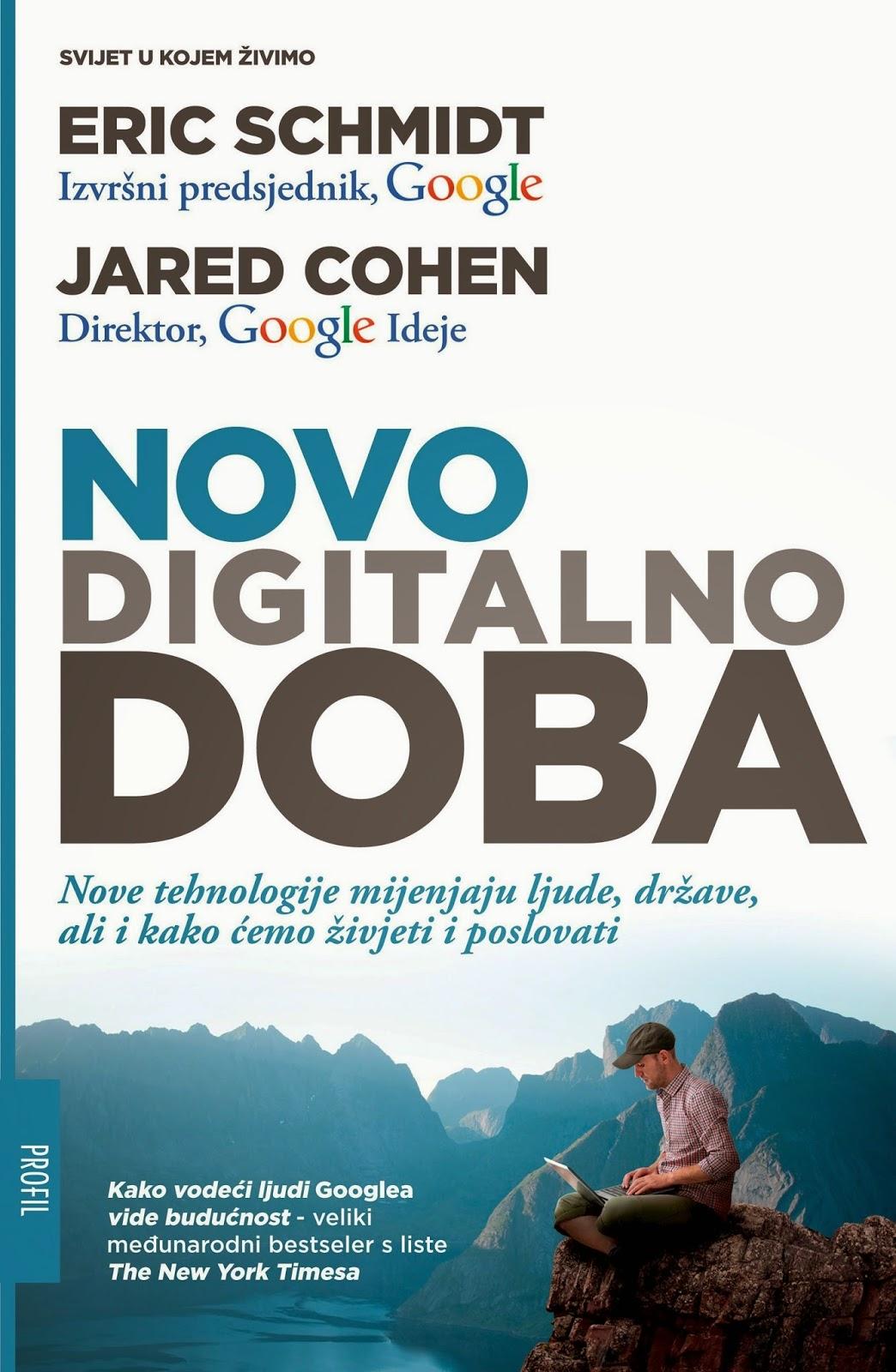 NOVO DIGITALNO DOBA - Naruči svoju knjigu