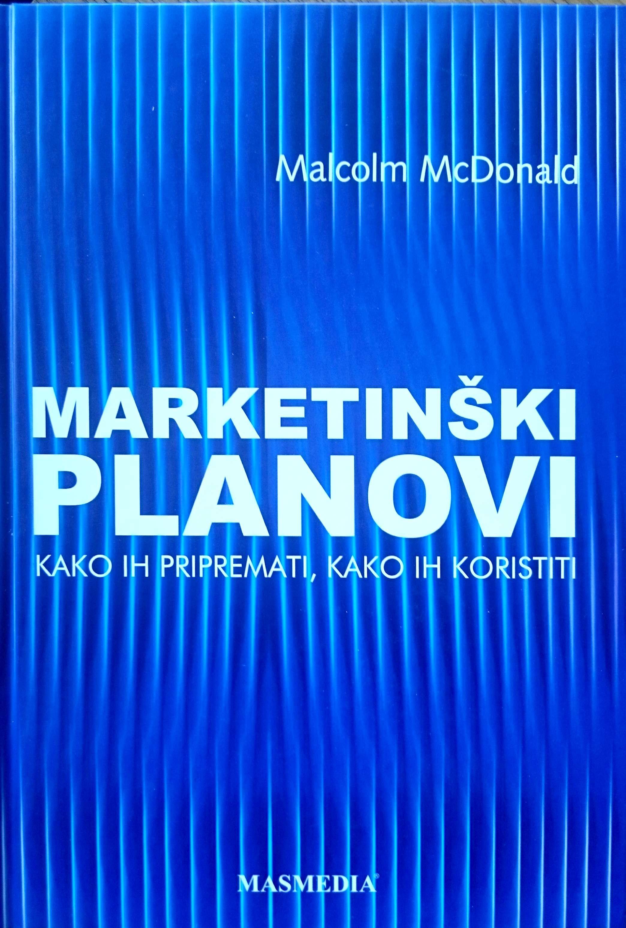 MARKETINŠKI PLANOVI - Naruči svoju knjigu