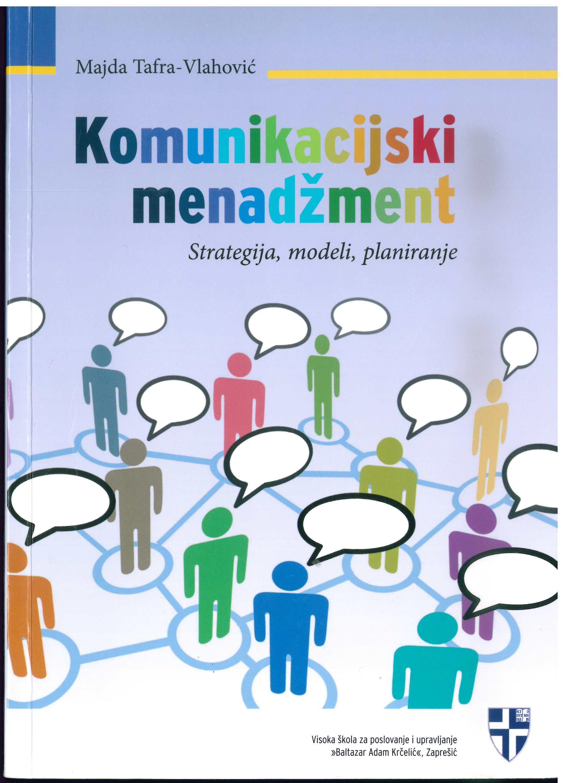 KOMUNIKACIJSKI MENADŽMENT - Naruči svoju knjigu
