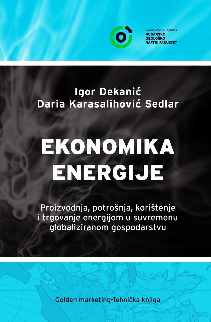 EKONOMIKA ENERGIJE - Naruči svoju knjigu