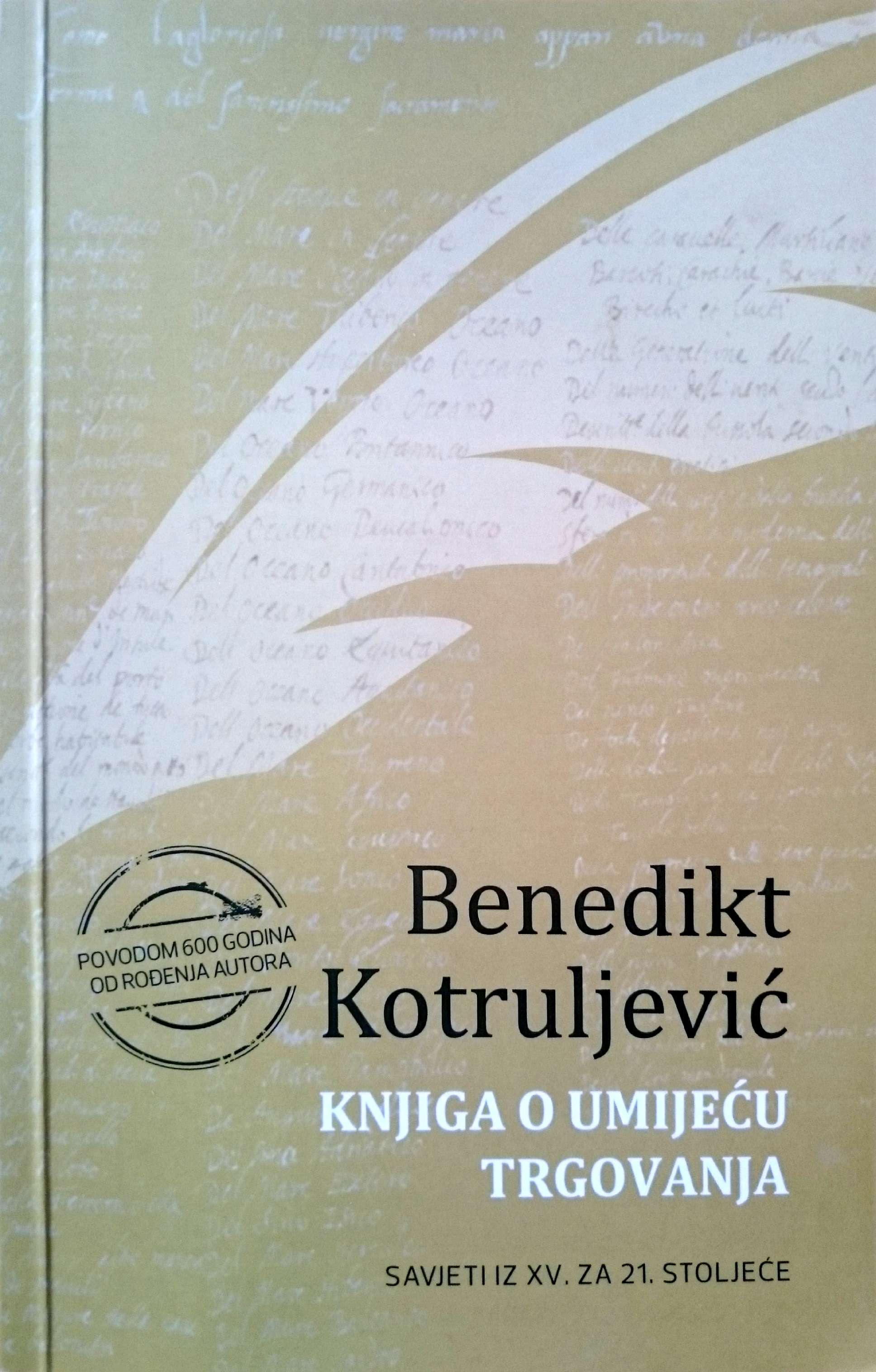 KNJIGA O UMIJEĆU TRGOVANJA - Naruči svoju knjigu