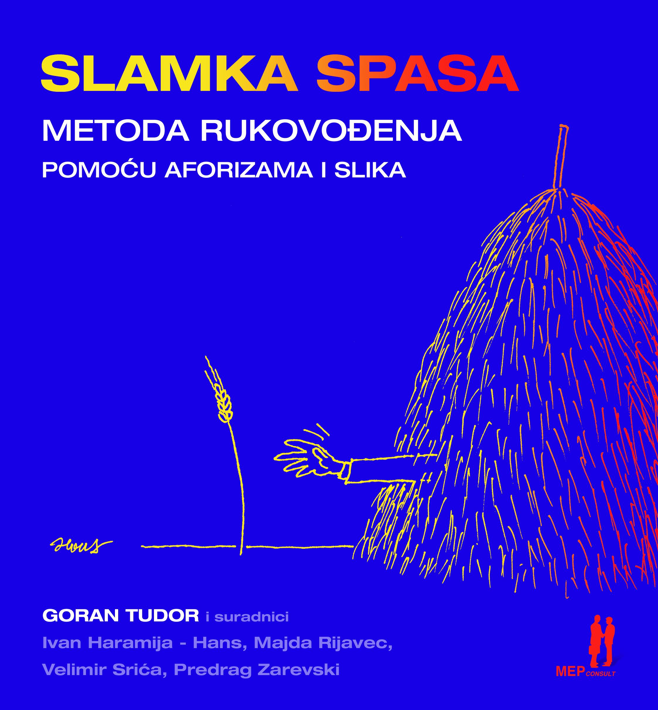 SLAMKA SPASA - Naruči svoju knjigu