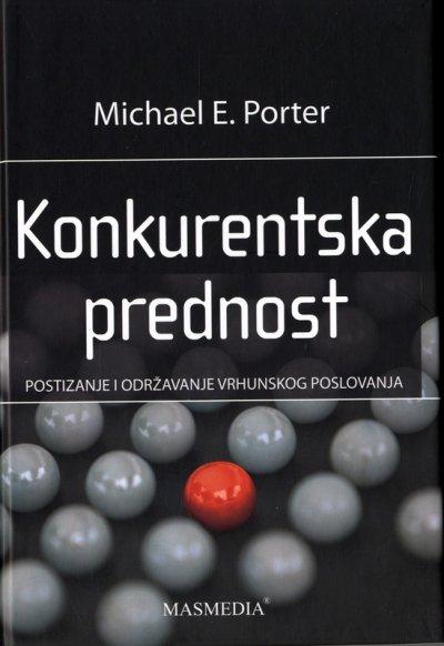 KONKURENTSKA PREDNOST - Naruči svoju knjigu