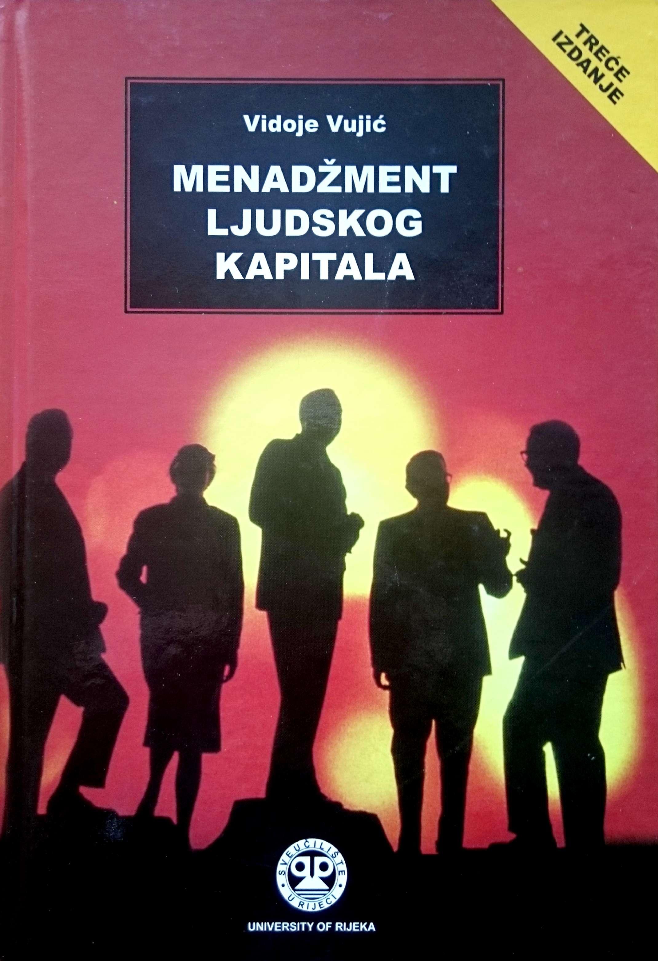 MENADŽMENT LJUDSKOG KAPITALA - Naruči svoju knjigu