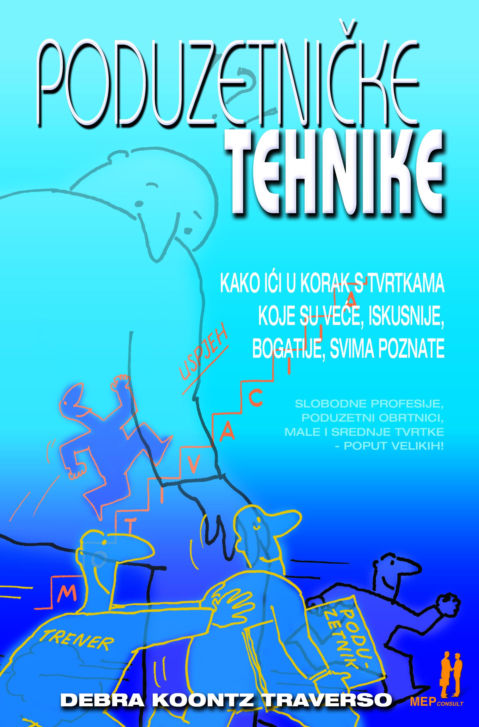 PODUZETNIČKE TEHNIKE - Naruči svoju knjigu