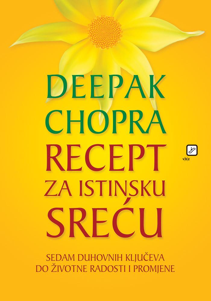 RECEPT ZA ISTINSKU SREĆU - Naruči svoju knjigu