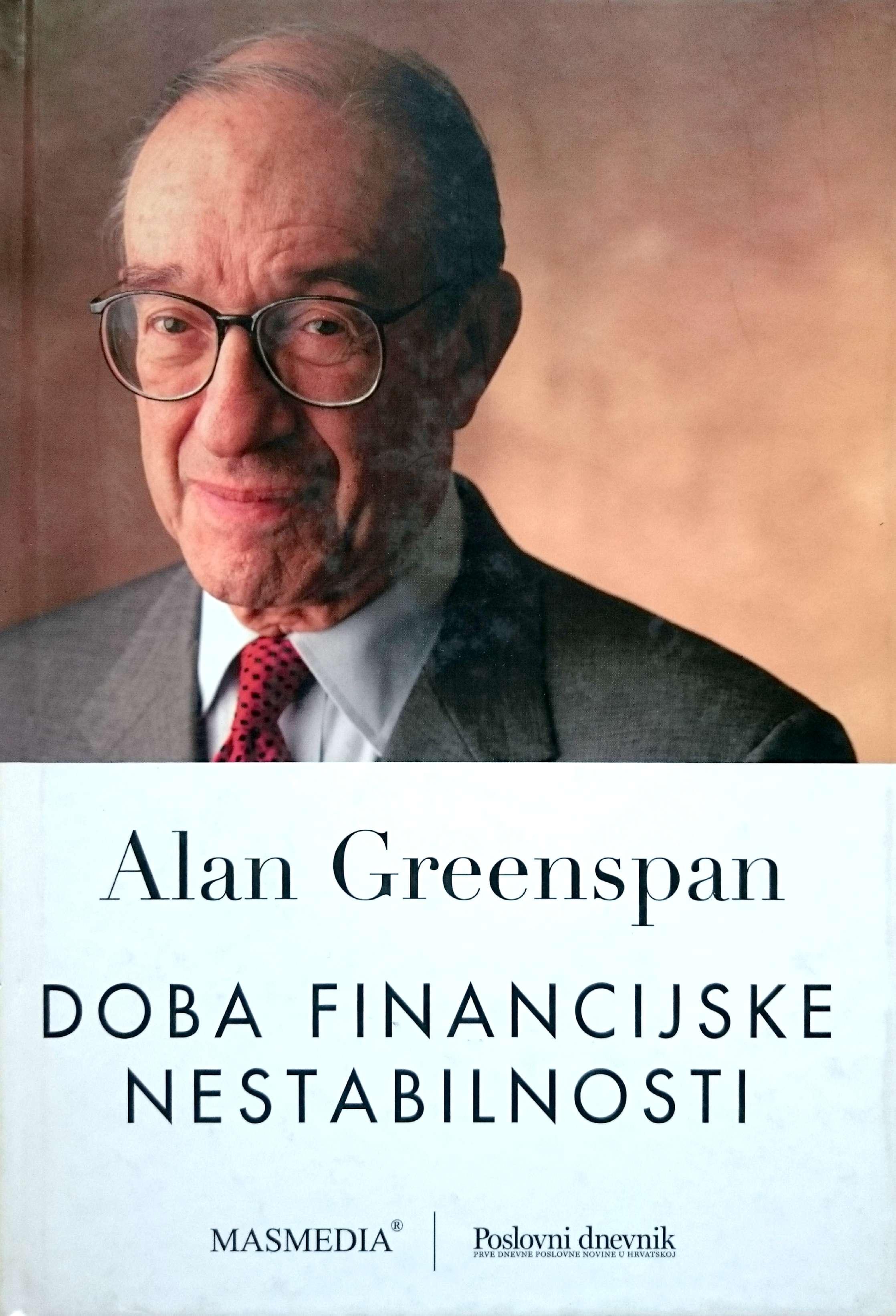 DOBA FINANCIJSKE NESTABILNOSTI - Naruči svoju knjigu