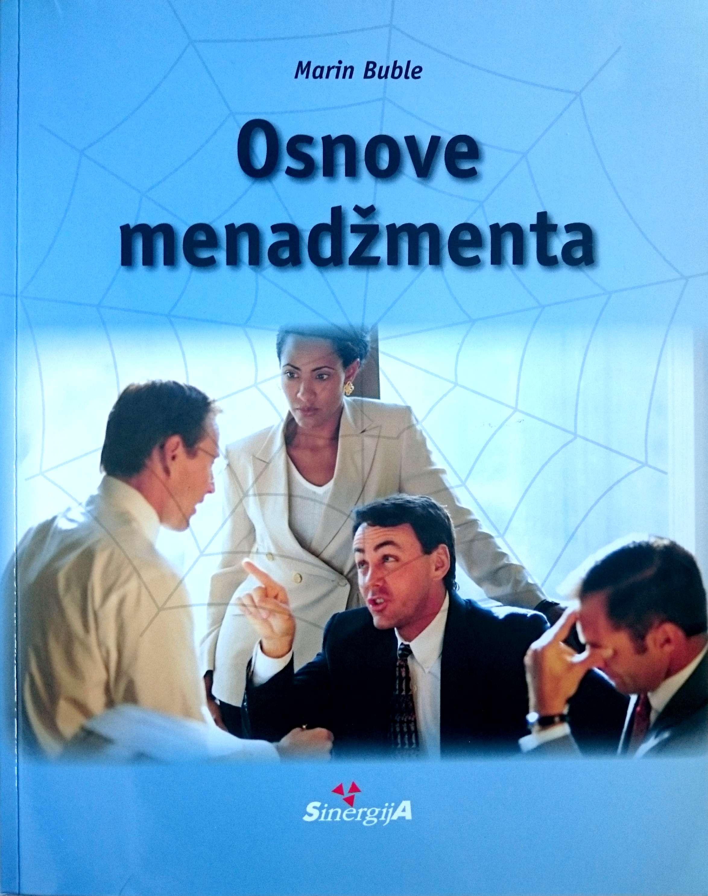 OSNOVE MENADŽMENTA - Naruči svoju knjigu